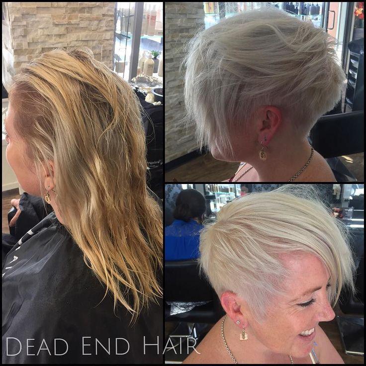That white blonde pixie feeling @idhairau #goldcoasthairdresser #goldcoasthairsalon #goldcoastsalon #hairrebellion #hairpaint #niophlex @niophlexofficial #pixiecut