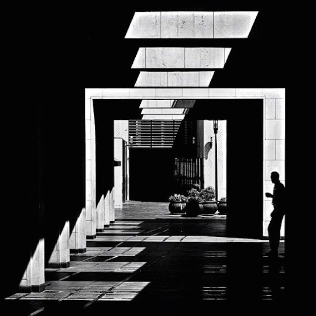 People And Architecture by Serjios