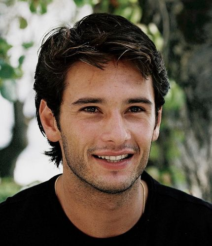 Rodrigo SANTORO by detengase, via Flickr THIS GUY PLAYS XERXES ON 300!! WHAT
