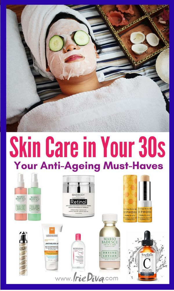 The 9 Best Skin Care Products For 30s Anti Aging Skin Products Good Skin Aging Skin Care