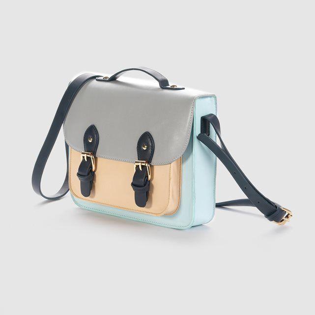 sac cartable multicolore mademoiseller laredoute