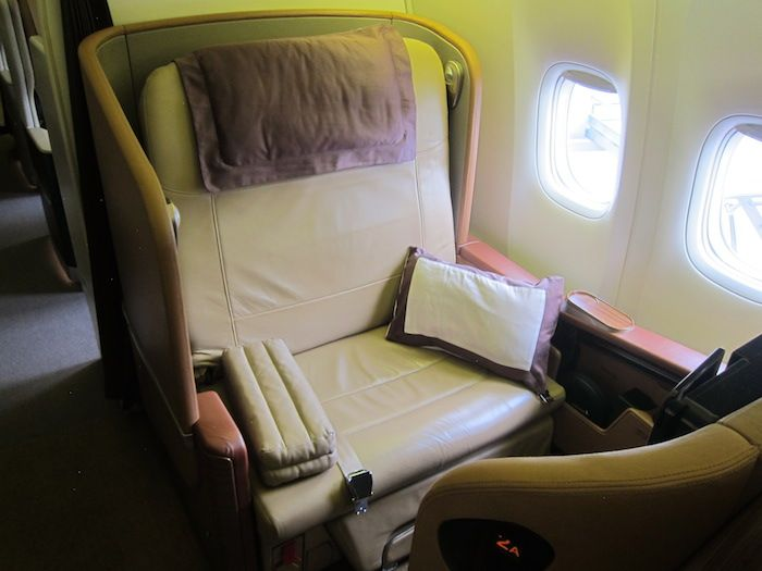 Singapore Airlines - booking with a $100 stopover