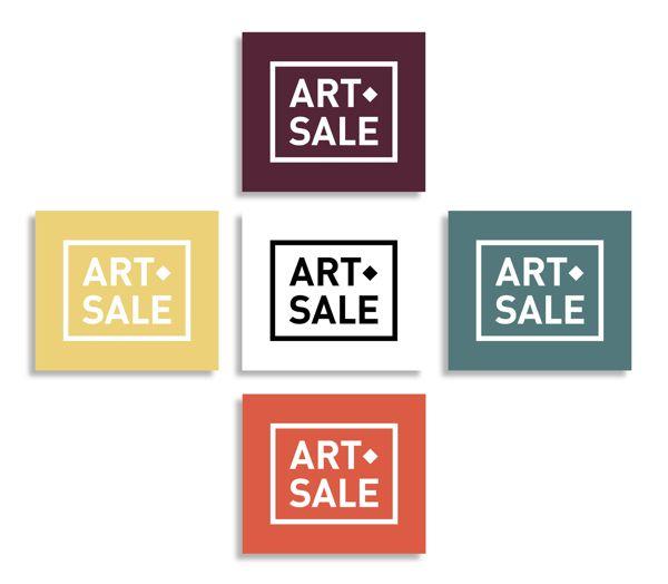 Art Sale ID by Piotr Najar, via Behance