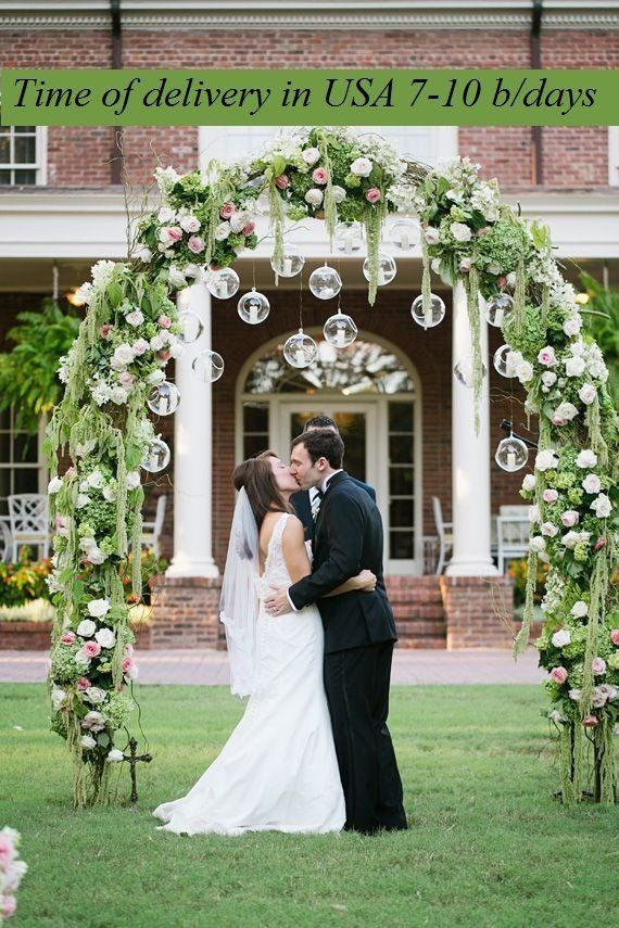 50 Pcs Glass Terrariums Wedding Decoration Glass Wedding