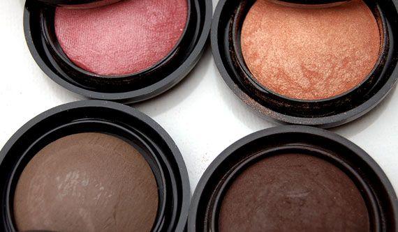 Make-up Studio Blusher en oogschaduw poeder