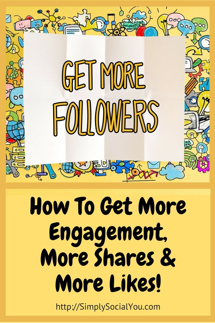 How To Get More Engagement, More Shares, & More Likes! | social media marketing | social media engagement | social media traffic | http://simplysocialyou.com/blog/how-to-get-more-engagement/