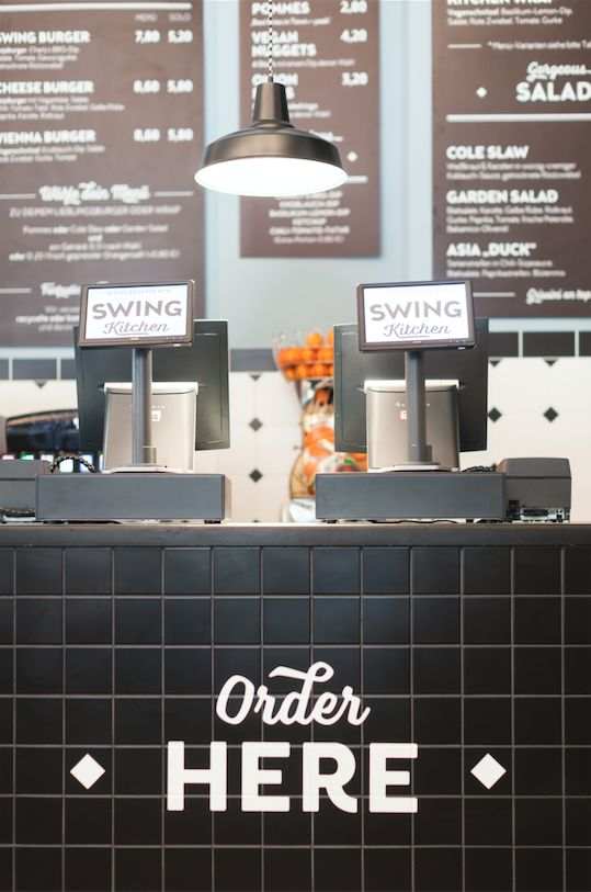 Wien - Swing Kitchen | Real vegan Burgers