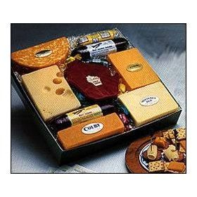 Badger State`s Pride Cheese and Sausage Gift Box $57.90