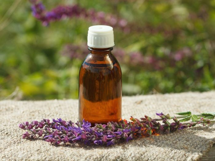 The health benefits of Clary Sage Essential Oil can be attributed to its properties like anti depressant, anti convulsive, anti spasmodic, anti septic, aphrodisiac, astringent, bactericidal, carminative, deodorant, digestive, emenagogue, euphoric, hypotensive, nervine, sedative, stomachic and uterine. Clary Sage Essential Oil is extracted by steam distillation of the buds and leaves of Clary Sage plant whose scientific name is Salivia Sclarea.
