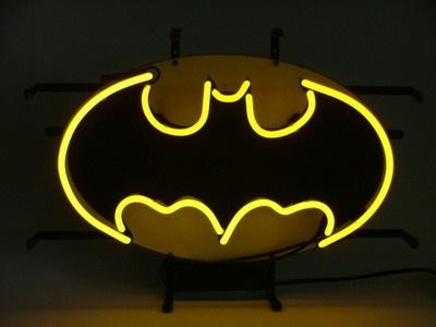 33 best images about Batman on Pinterest #1: 8b5c8df64ed0edbfca4304f6f566e154 neon light signs neon signs