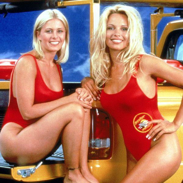 Nicole Eggert & Pamela Anderson
