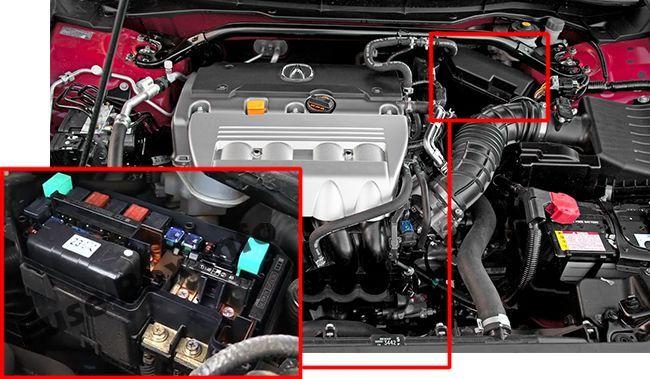 tsx engine diagram acura tsx  cu2  2009  2010  2011  2012  2013  2014  fuse box  acura tsx  cu2  2009  2010  2011  2012