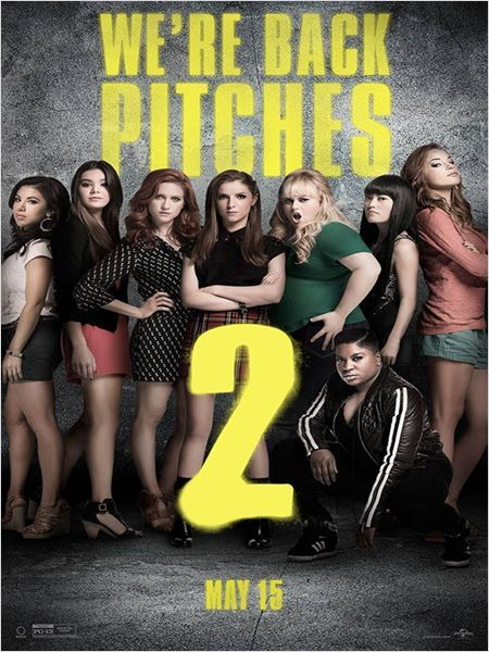 Pitch Perfect 2 Meh.