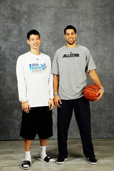 Jeremy Lin & Landry Fields