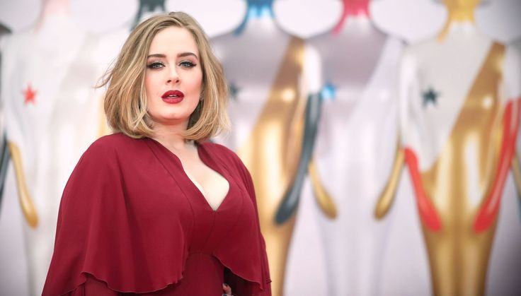 Adele's Name for Her Pregnancy Beard Will Make You Love Her Even More  - Redbook.com