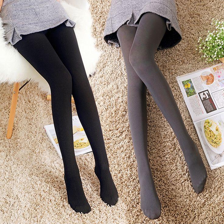 Winter Black Pantyhose 120D.Warm Stockings Tights Footie Winter Tights,Warm Stockings Step Foot seamless High elasticity Hosier *** Ini pin AliExpress affiliate.  Menemukan produk serupa dengan mengklik tombol KUNJUNGI