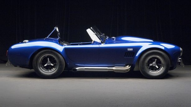 shelby 427 cobra - Super Snake Carroll Shelby's personal ...