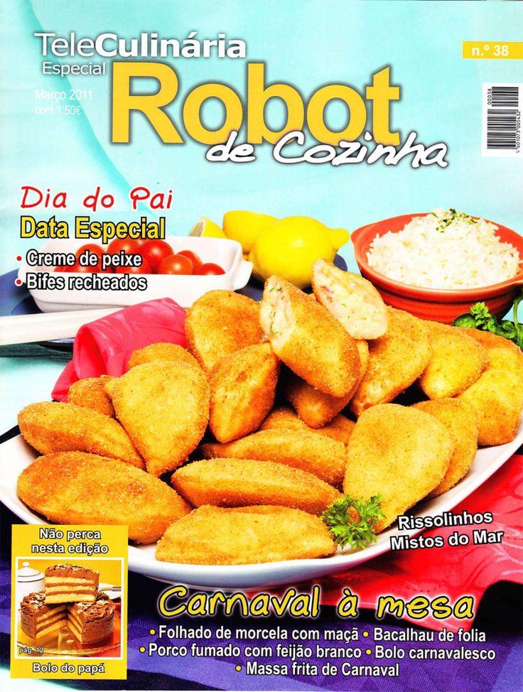 TeleCulinária Robot de Cozinha Nº 38 - Março 2011