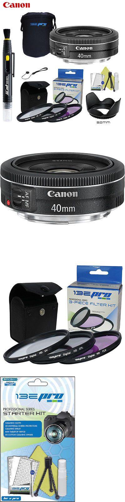 Camera Photo: Canon Ef 40Mm F/2.8 Stm Pancake Lens -> BUY IT NOW ONLY: $149.99 on eBay!