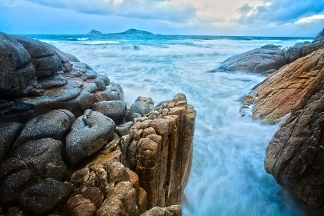 Whisky Bay at the Wilsons Promontory National Park, on the southern most tip of the Australian mainland.