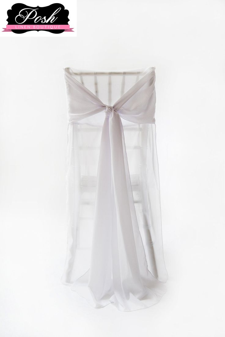 White Banquet Chair Covers - Find this pin and more on cascading ruffles wedding chair covers