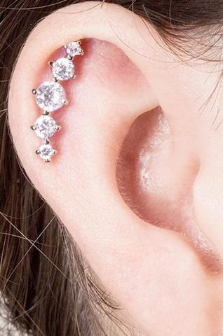 e31e1457e Classy Cartilage Ear Piercing Ideas Jewelry Earrings Studs -  www.MyBodiArt.com