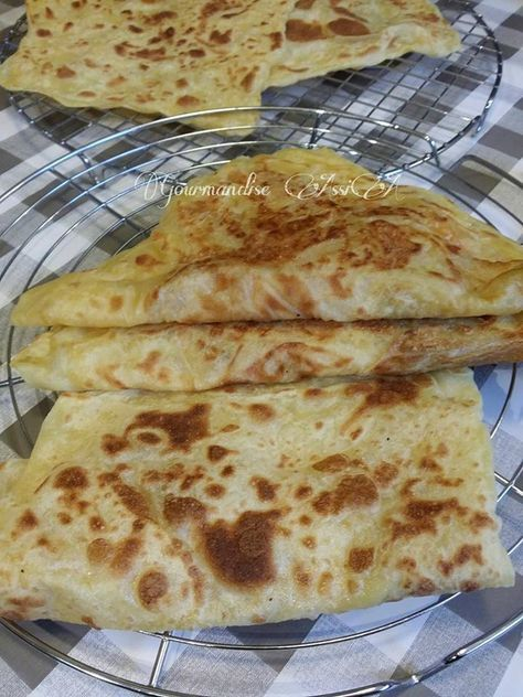 mhjouba ou mhajeb au poulet
