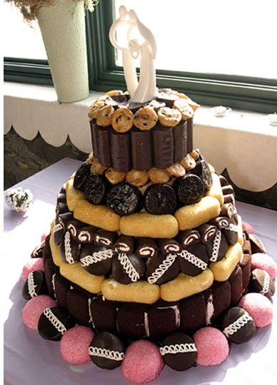 My ideal wedding cake.