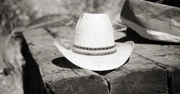 ¿Cómo limpiar el sombrero de paja de vaquero?. La primera regla para cuidar un sombrero de paja de vaquero es mantenerlo seco, y la segunda es mantenerlo limpio, pero a veces ocurren derrames y errores. Generalmente un paño húmedo y un poco de atención es todo lo que necesita tu sombrero para que los pequeños errores se solucionen. Cualquier cosa más abrasiva, o húmeda, puede hacer que la paja ...