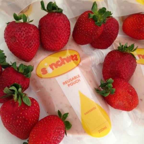 Fresh Strawberry Yogo