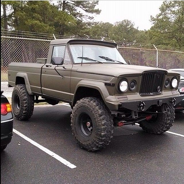 91 best jeeps images on Pinterest | Jeep truck, Cars and High road