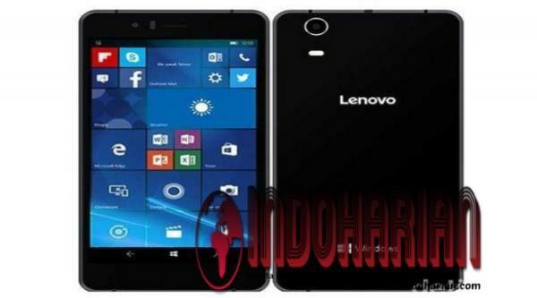 Lenovo akhirnya mengeluarkan ponsel windows 10 pertamanya - Indoharian | Berita Harian Indonesia Terbaru dan Terupdate