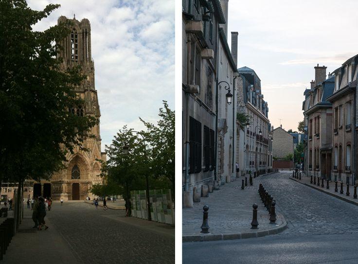 Roadtrip: Primeira parada, Reims - Aqui, Ali, Em Qualquer Lugar
