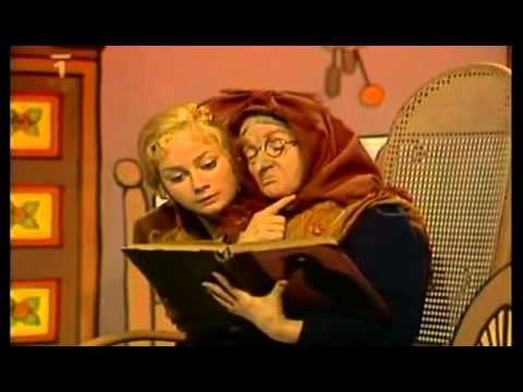 Nezbedná pohádka (Československá pohádka, 1976, 41 min)
