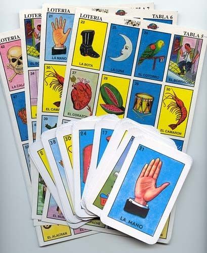 "Lotería was the game to play before you even heard of ""Bingo."" 