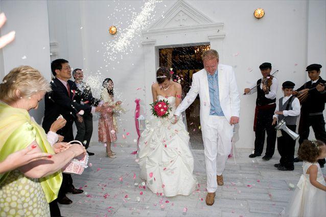 Santorini #religious #wedding #packages
