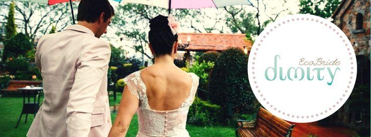 #Dimity #EcoBride #Blush #Bride #EcoWedding #Chantillylace