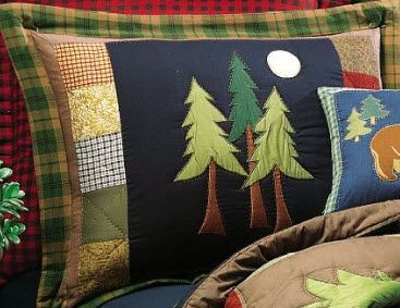 395 Best Images About Cabin Bedding On Pinterest Bed In