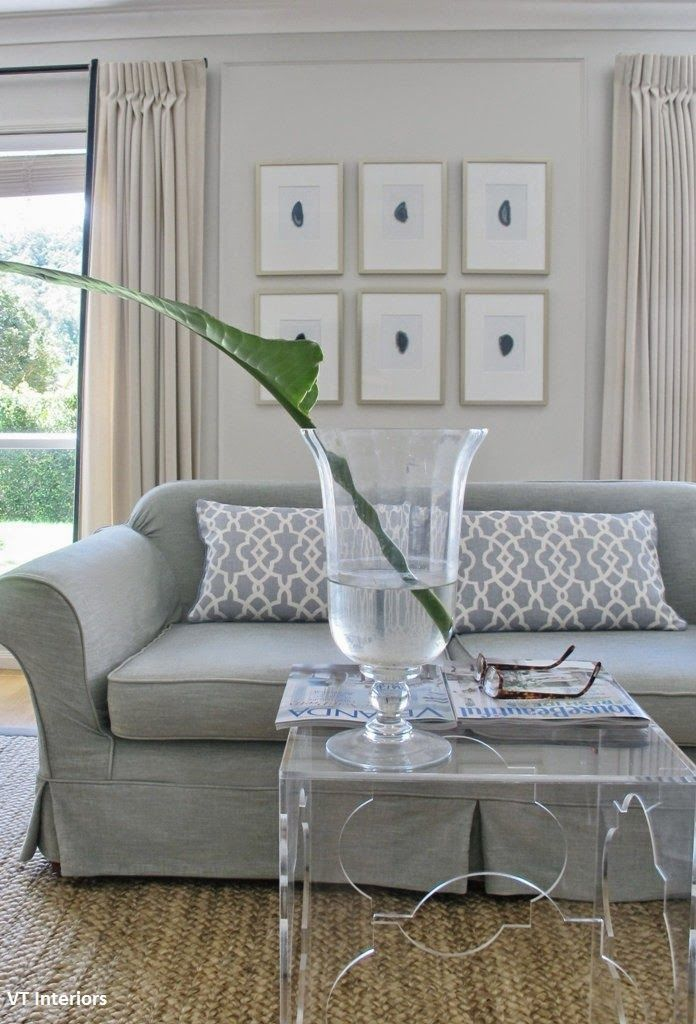 Fridayu0027s Favourites Lucite | House | Pinterest | Living Room, Interior And  Room