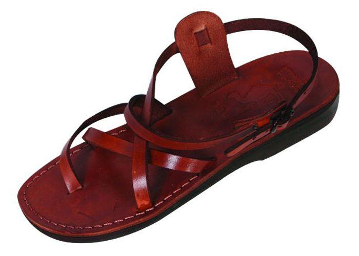 59 Best Jesus Sandals Handmade Leather Sandals Images On