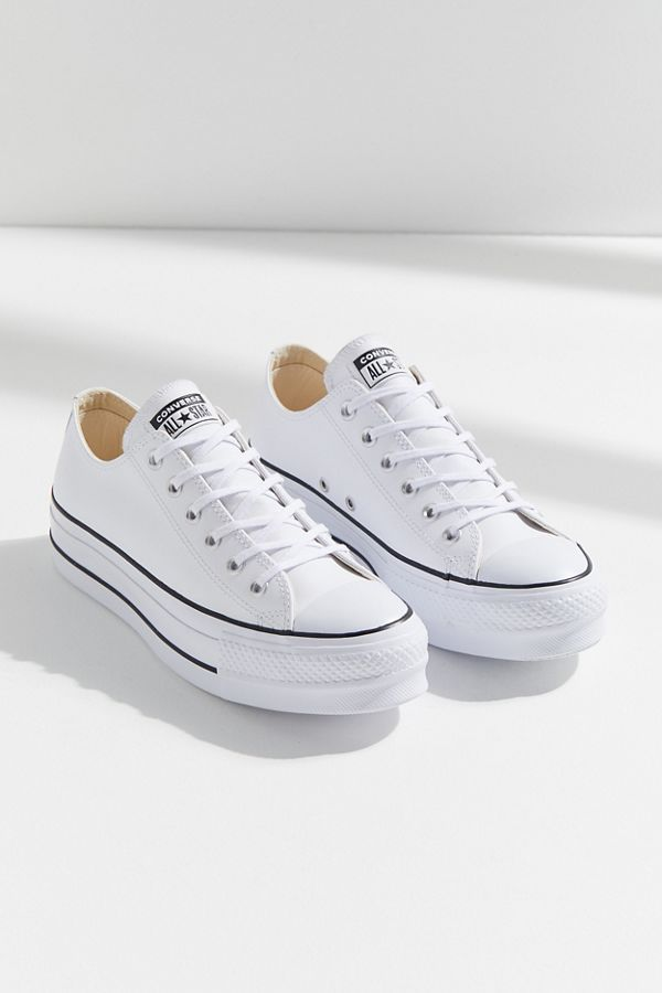 53cd76a24ff Converse Chuck Taylor All Star Lift Leather Sneaker in 2019 | Spring ...