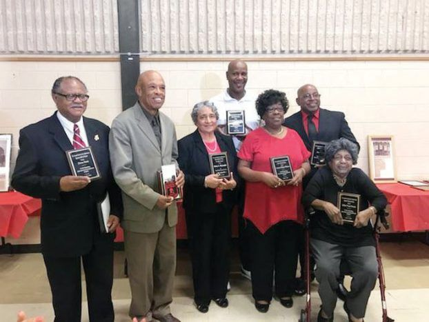 J C  Price Hall of Fame inducts six new members - Salisbury