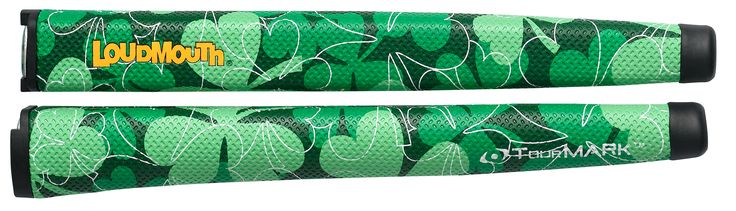 'Lucky' Oversize. Purchase online at www.tourmarkgrips.com