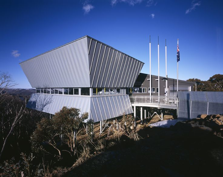 Police Station, Mount Hotham, VIC