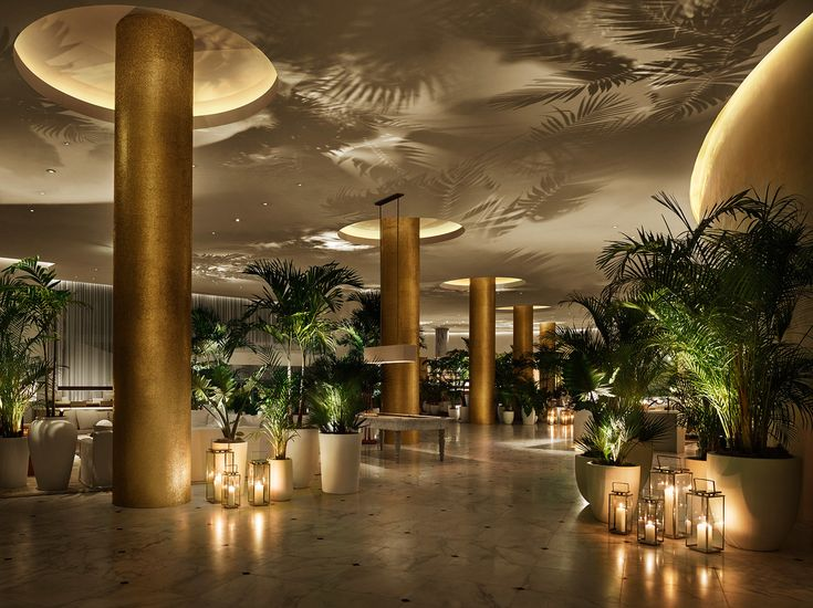 Miami Edition Hotel by Yabu Pushelberg