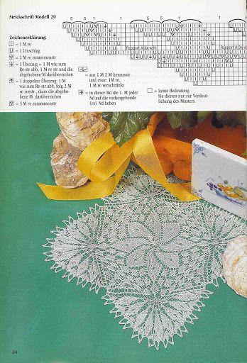 "Diana Special - D 245 Strickdeckchen - Alex Gold - ""Picasa"" žiniatinklio albumai"