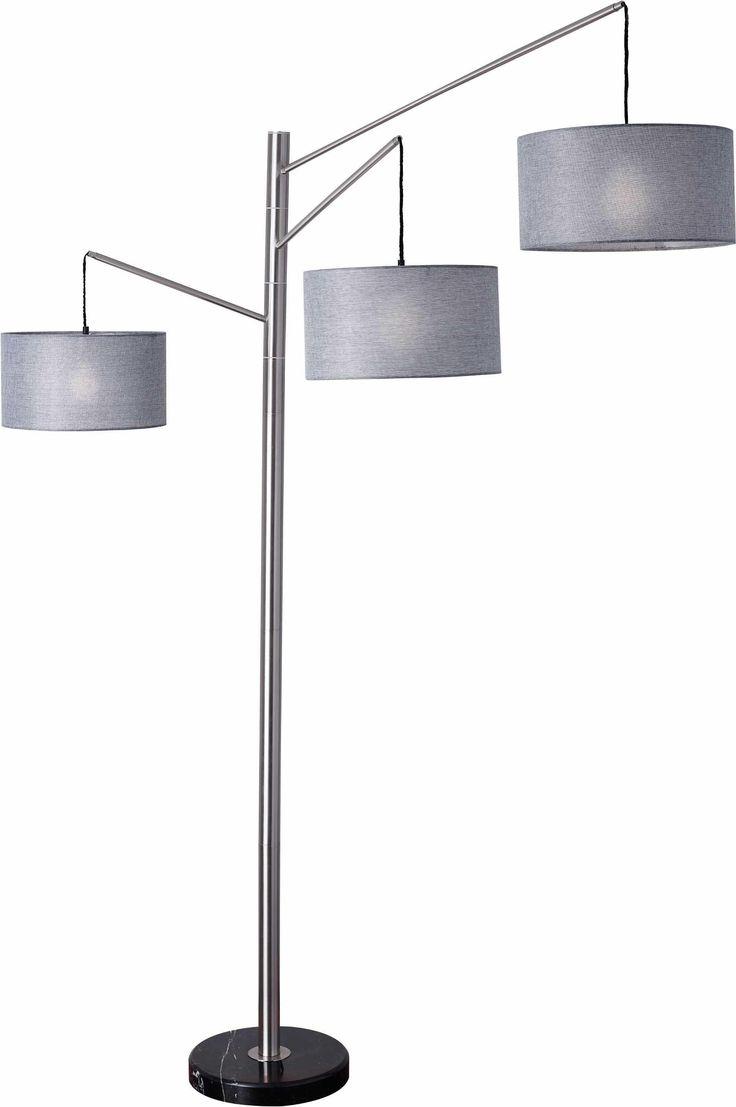 10 best Lighting images on Pinterest   Arc floor lamps, Modern ...