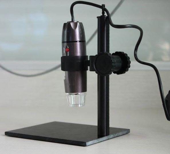 Mikroskop Digital USB 800x Vertical Stand