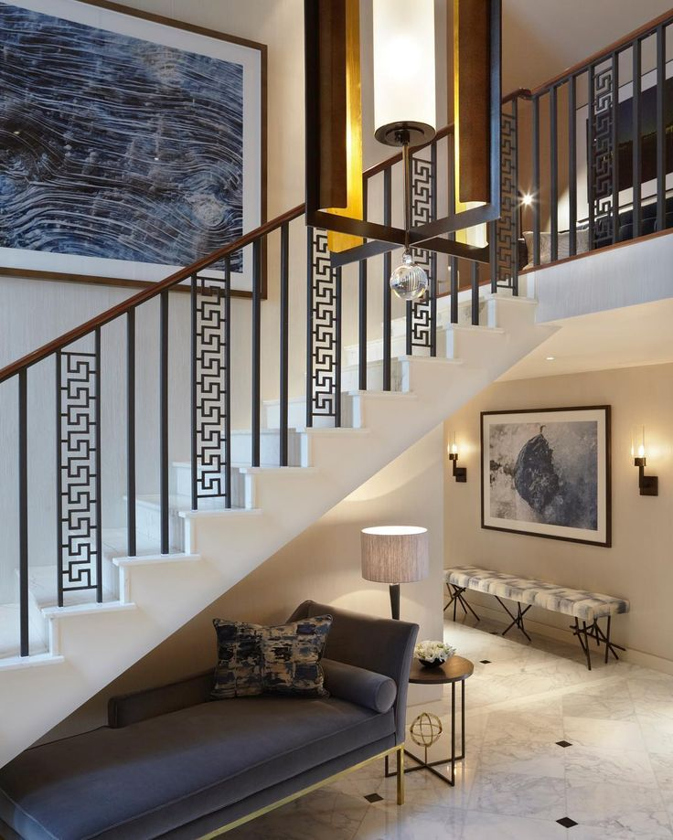 191 Best Hall Images On Pinterest | Stairs, Modern Stairs And Beautiful  Stairs Part 89