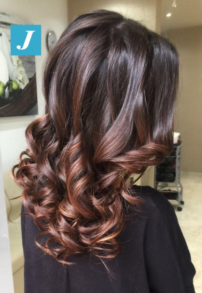 Intense Chocolate _ Degradé Joelle  #cdj #degradejoelle #tagliopuntearia #degradé #igers #musthave #hair #hairstyle #haircolour #longhair #ootd #hairfashion #madeinitaly #wellastudionyc